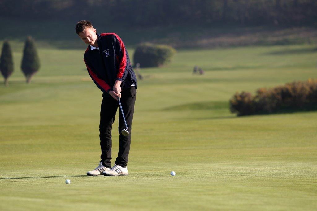 eastbourne college co-curricular sport golf