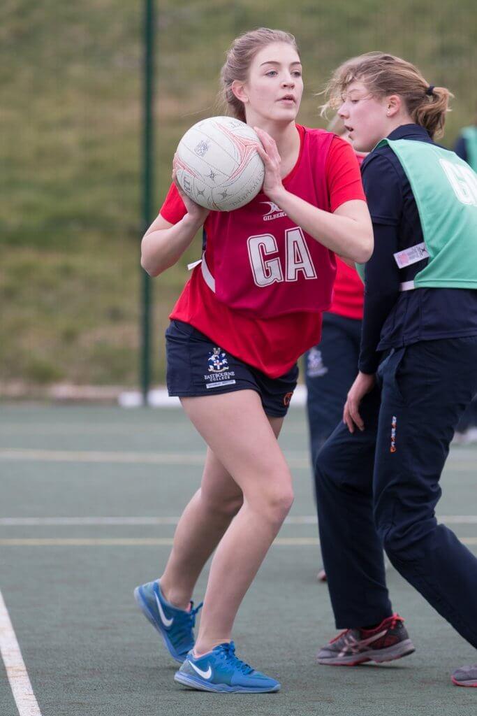 eastbourne college co-curricular sport netball ga