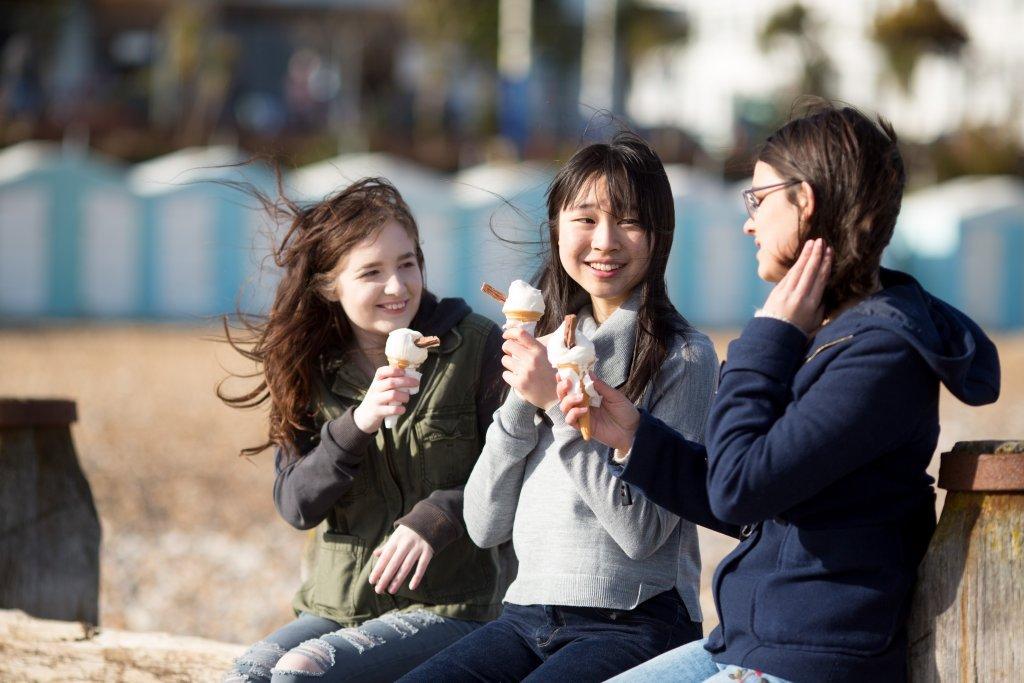 eastbourne college community girls ice cream