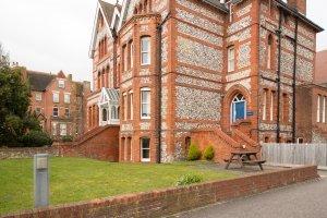 eastbourne college houses nugent exterior