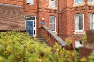 eastbourne college houses watt exterior