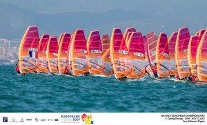 eastbourne college windsurfing european finals sam williams
