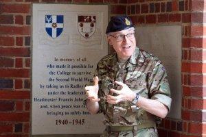 eastbourne college lt general nugee inspection