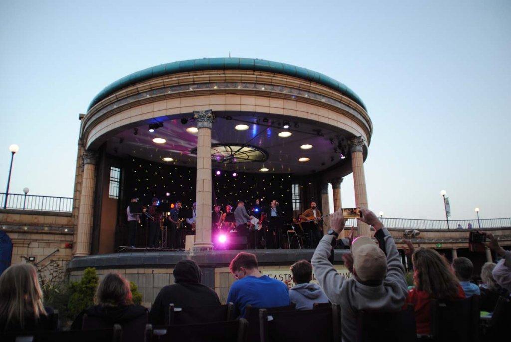eastbourne bandstand singer songwriters summer concert