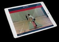 cricket training aid app