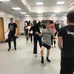 street dance workshop with bismark anobah
